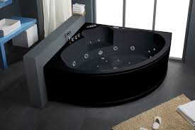 specifications indoor corner freestanding with hydro jets massage bathtub