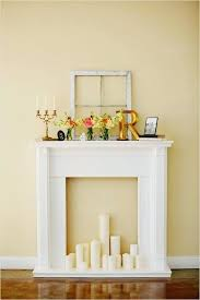 fake fireplace diy fireplace mantel could be like a decoration to take out fake fireplace diy