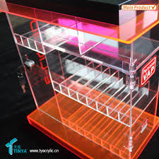 E Liquid Display Stand Manufacturer Customize 100ml E Liquid Juice Bottles Display Stand E 33