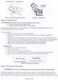 electrical generator duromax generator