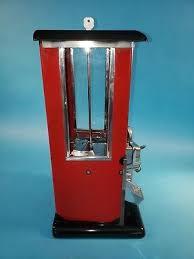Vintage Peanut Vending Machine Adorable 48 VINTAGE ANTIQUE Master Gumball Peanut Vending Machine 4848
