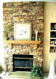 stone veneer fireplace cost refacing refinish v how much does it cost to remodel your fireplace across intended for design 2 refacing plans