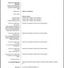 Cv Vitae Curriculum Vitae Europeo Da Compilare Download