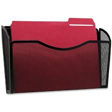 rolodex mesh letter wall file 1 pocket s 8 5 height x