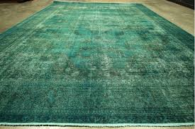 Green overdyed rug Cheap Brown Overdyed Rugjpg Overdyed Rug Teal Overdyed Rugs Best Rug Dyeing Service Color Wash Rugs Overdyed Rugs Best Rug Dyeing Service Color Wash Rugs