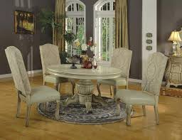 antique white wash dining set. furniture \u0026 design :: dining room table sets white wash finish 5 pc penelope ii collection antique wood round set l