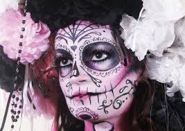 how to do día de muertos day of the dead makeup like a pro