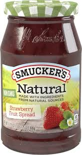 natural strawberry fruit spread only their natural line is without hfcs