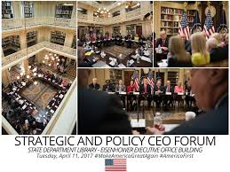 Us Cabinet Secretaries Donald J Trump On Twitter Great Strategic Policy Ceo Forum