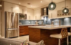 modern kitchen pendant lighting ideas. Smoke Glass Globe Shade Pendant Lamp Over Kitchen Island With Breakfast Bar And Seating Modern Lighting Ideas N