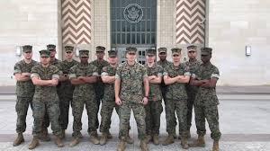 United States Marine Officer Happy Birthday United States Marine Corps