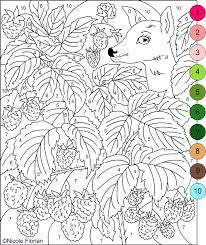Number Coloring Pages Printable Hard Coloring Pages Difficult Color