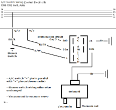 wiring diagram for ac switch wiring image wiring vwvortex com how to connect mk2 a c switch on wiring diagram for ac switch
