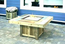 diy fire table build fire table round propane fire pit table round propane fire pit table diy fire table
