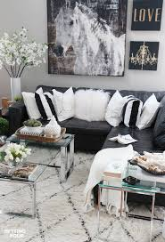 living room decor ideas and how to style accent tables lots of decorating tips to