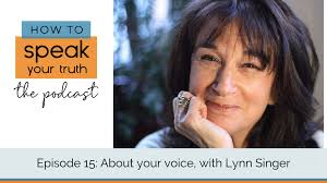 Episode 15: About your voice, with Lynn Singer