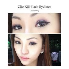 make your eyes look longer clio professional eyeliner