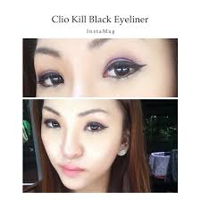 make your eyes look longer clio professional eyeliner