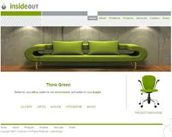 furniture website design best furniture websites design