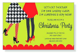 Office Holiday Party Invitation Wording Packed With Snowman Party