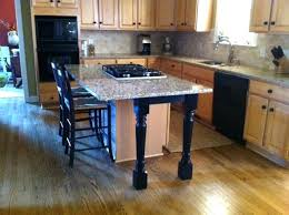 countertop support legs kitchen decorative corner brackets island
