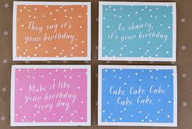 last minute gift ideas colorful stationery