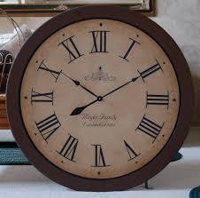full image for beautiful 36 wall clock 15 36 wall clock canada zoom