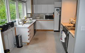 Re Laminating Kitchen Cabinets Can I Paint Over Laminate Kitchen Cabinets
