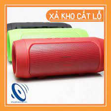 Loa bluetooth thu FM, hỗ trợ cắm thẻ nhớ TF - USB, model charge mini II+ âm  thanh chất lượng vtmh9