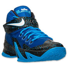 lebron 8 shoes. men\u0027s nike zoom lebron soldier 8 premium basketball shoes | finish line game royal/ lebron
