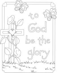 Small Picture Printable Christian Coloring Pages Cecilymae