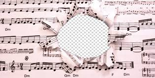 musical sheet sheet music by avideditor videohive