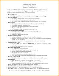 High School Student Resume Example 60 college resume for high school students graphicresume 33