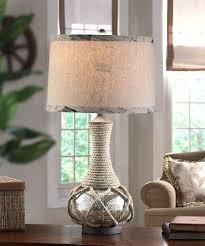 mercury glass lamp description nautical coastal rope mercury glass table lamp diy mercury glass lamp shade