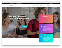 College Templates 32 Free Bootstrap College Templates To Inspire Next