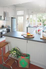 Diy Flat Pack Kitchens Kitchen Gallery Light And Airy Kaboodle Kitchen