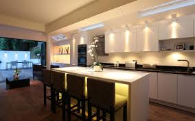 Kitchen Diner Lighting How To Design Kitchen Lighting