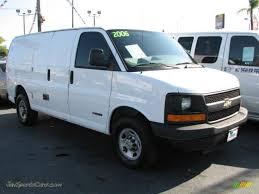 2006 Chevrolet Express - Information and photos - MOMENTcar