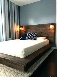 Modern low bed Walnut Full Size Of Bedroom Single Bed Frame With Storage Low Black Bed Frame Single Bed Frame Advancedmassagebysara Bedroom Modern Style Beds Simple Platform Bed Frame Low King Size