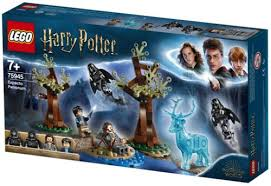 Купить <b>конструктор Lego Harry Potter</b>: Экспекто Патронум (75945 ...