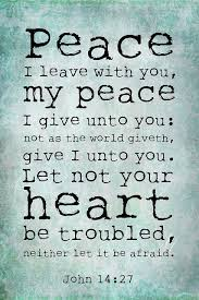 Peace Quotes Bible
