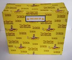 Beatles Yellow Submarine Lava Lamp 1999 Subafilms New In Opened Box Unused