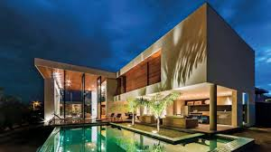 l shaped house plans with courtyard pool