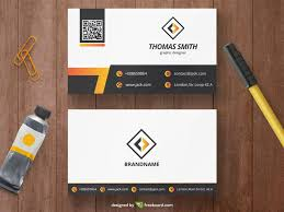 10 Best Business Card Templates Free Download Images On