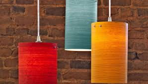 Pendant Lights At Lowes Mesmerizing Wood Veneer Pendant Lights
