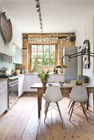 Antique Kitchens 17 Best Ideas About Brick Wall Kitchen On Pinterest Exposed