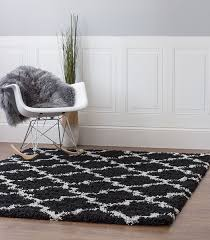51 most fantastic rug black white trellis feet inch by solid thick stain resistant entry way gray area red rugs carpets blue sisal wool x innovation