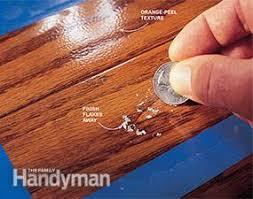 photo 3 not suitable for refinishing hardwood floors