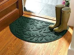 rugs door outdoor john doormat x front mat all weather half moon for lewis new empire dark red traditional rug half moon