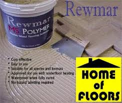 Home of Floors is an official supplier/stockists for ##REWMAR MS Polymer  Wood